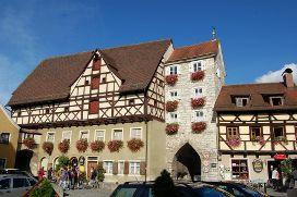 Berchinger Altstadt