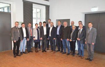 Vorsitz übernimmt Markt Allersberg